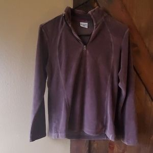 Long sleeve  soft pull over shirt